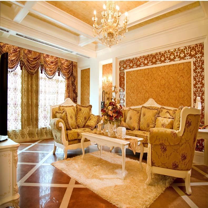 和义小区-现代-二居装修效果图-欧式风格 甜蜜不失稳重图片