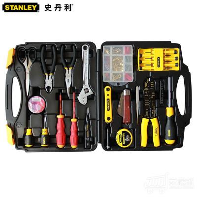 史丹利(Stanley) 豪华电讯维修工具套装 48件套