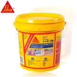 西卡 桶装高级瓷砖防水填缝料/填缝剂/勾缝剂 2.2KG白色