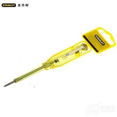 史丹利Stanley 测电螺丝刀电笔 100-500VAC150MM 66-119-23
