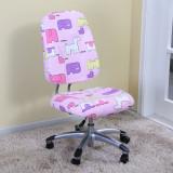 美亿佳 乐天经典版儿童健康升降学习椅 粉红色 学习桌椅 电脑椅 多功能