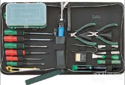 宝工 电子维修工具组 19件组 1PK-612NB-1