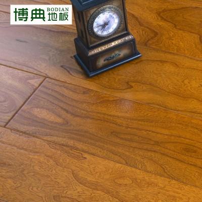 博典 榆木多层实木复合地板 GFD206