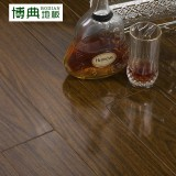 博典 地板番龙眼实木地板 D8086
