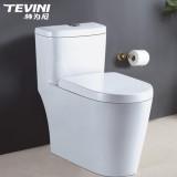 特为尼TEVINI 831D节水马桶 自洁釉缓降静音座便器 400坑距 物流自提 装修就选特为尼TEVINI !!!