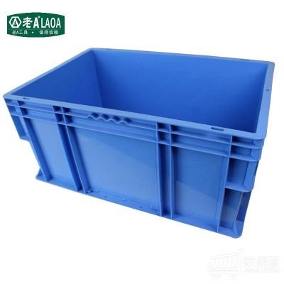 老A 加强型可堆物流箱 TSW6428B 600*400*280m