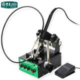 老A(LAOA) 脚踏自动送锡恒温焊台 送锡电烙铁 送锡焊枪 LA814060 017160128