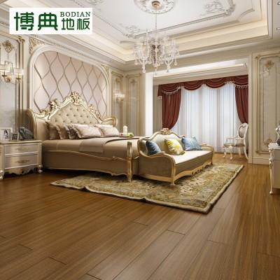 博典 圆盘豆实木地板 G8806