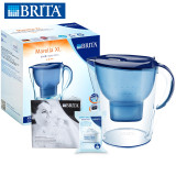 BRITA碧然德 滤水壶 蓝 MARELLA XL净水杯 净水器 壶内含有一芯-3.5L(蓝色)