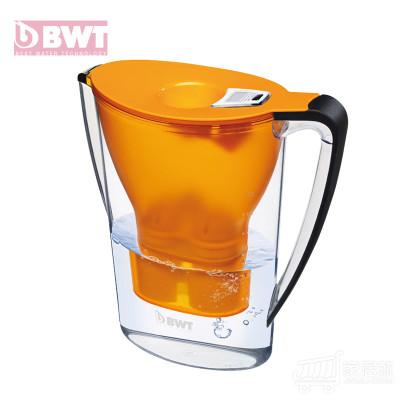 倍世(BWT) 滤水壶 净水杯 桔色