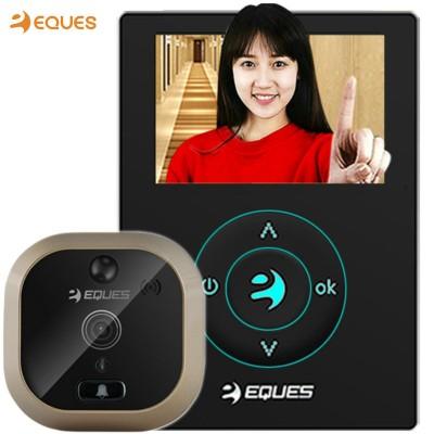 移康智能叮咚mini 可视门铃智能家居门镜电子猫眼WIFI监控摄像头 A21+上门安装