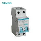 西门子SIEMENS 电子式漏电保护断路器1P+N 40A 绿色