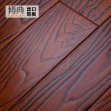博典 实木地板 JC8616博典纯实木地板仿古浮雕 实木地板 厂价直销