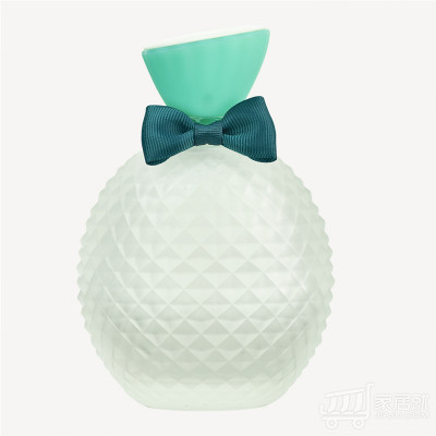 自由星 水晶瓶香薰加湿器 LJH-007 绿色