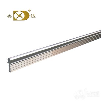 兴达 R50X型侧装地轮上下轨套装 2.0米