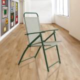 丰舍 休闲会所折叠椅 田园休闲椅 fs0198 户外花园庭院椅 绿色