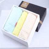 洁丽雅 纯棉毛巾、竹纤维童巾家庭礼品套装组合 62456415 土豪金礼盒