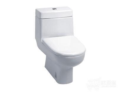 科勒 安特瑞 连体缓降座厕 17609T-S-0 直冲式-缓降盖板-坑距300mm 白色