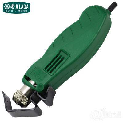 老A(LAOA) 台湾原产电缆旋转剥皮器 剥线钳拨线器剥皮钳