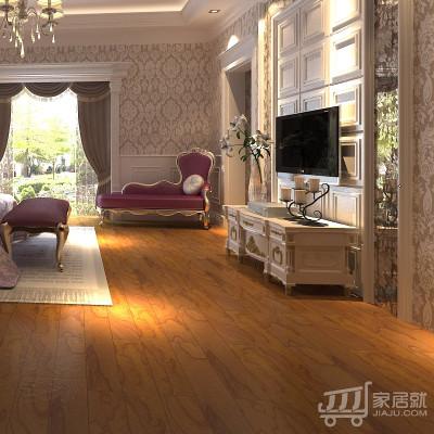 博典 实木多层地板 JCFD201