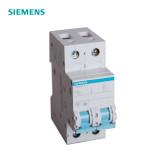 西门子SIEMENS 小型断路器2P 32A 绿色