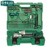 老A(LAOA) 电钻组套 维修家用电钻套装 冲击钻多功能家用组套 50件套 017100065