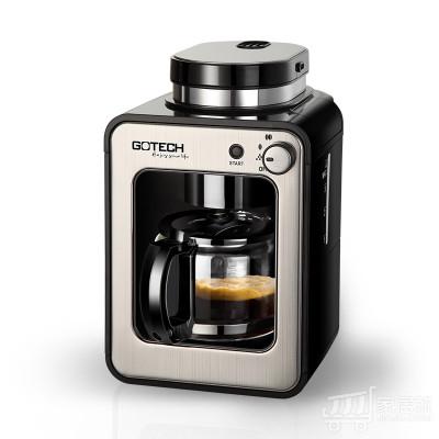 高泰 CM6686A 全自动咖啡机 家用商用 新一代智能感应磨豆咖啡机