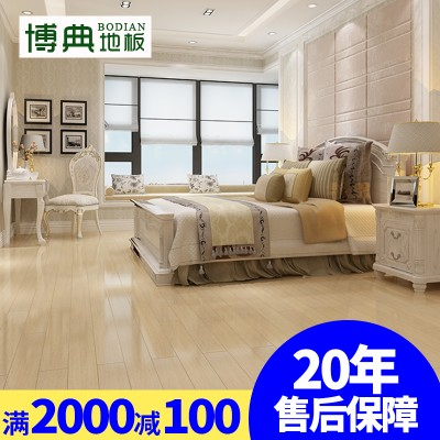 博典 番龙眼实木地板 D6689 大板