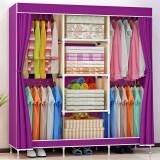 索尔诺 布衣柜 1406 紫色 (GFT)