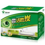 格瑞卫康 椰壳活性炭 装修净化除甲醛 家具除异味除味除醛2000g