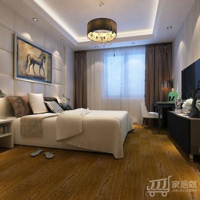 博典 实木地暖地板 JGSB306