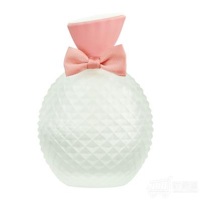 自由星 水晶瓶香薰加湿器 LJH-007 粉色