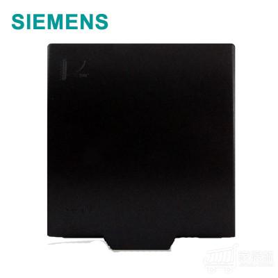 西门子 灵动 开关防水盒 金属黑 5TG0646/3NC3