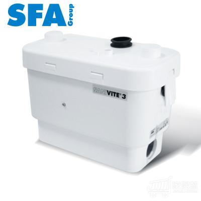法国SFA升利流Sanivite污水提升泵污水提升器家用水泵抽水泵