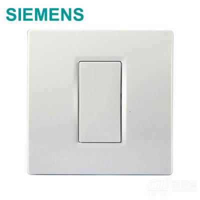 西门子SIEMENS 灵动 空白面板 雅白色 白色