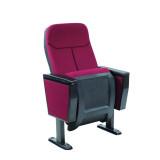 Hiboss 办公家具 时尚影院座椅 ZYLT8006 酒红色