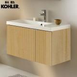 科勒Kohler陶比浴室柜组合K-45470/45472T-BWP(BJ)-900cm