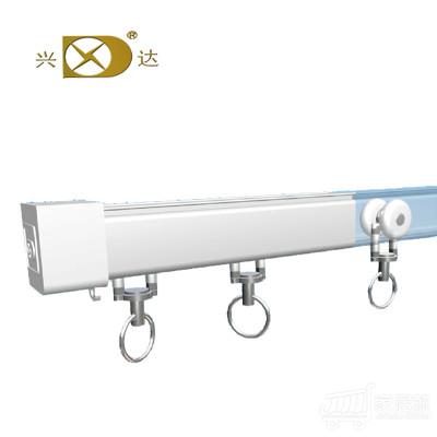兴达 大静音重型窗帘单轨 2.0米