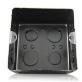 西门子 地板插座专用底盒 金属地插底盒 适用于全系列地插