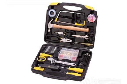 【包邮】史丹利(Stanley)多功能工具套装家用五金工具箱组合套装 59件套工具箱 LT-807-3-23