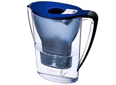倍世(BWT)滤水壶 净水杯 蓝色