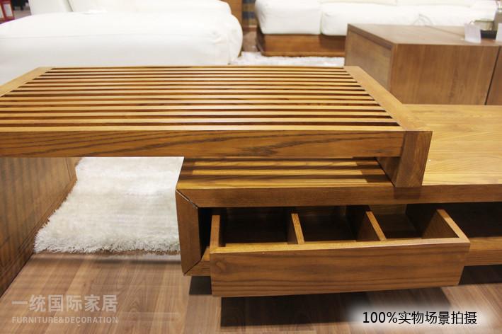 一统国际家居实木家具电视v国际YTS3S3321+鼎红家具欲图片