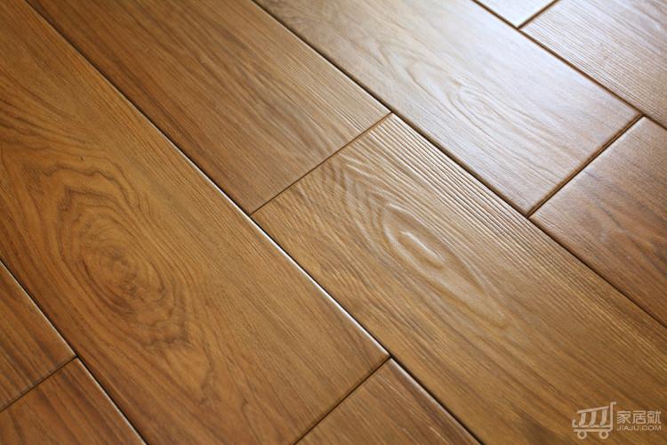 佛山木纹砖仿实木地板仿古砖 优等木纹瓷砖防滑地板砖地砖高清图片