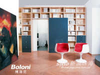 博洛尼书房