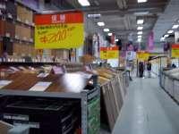 百安居来广营(望京)店― 地板区