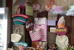 乡村风情手织布生活馆