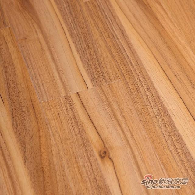 瑞澄地板--时尚达人系列--皇家柚木1521-0