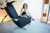 依诺维绅椅子Istyle系列舒方高背椅