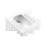 恒洁卫浴蹲便器H325C