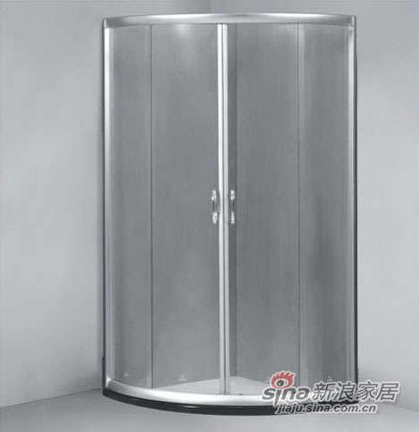 泰陶淋浴房TZ-136(全弧型)-0